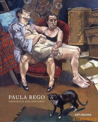 亚比@好物分享Paula Rego: Obedience and Defiance  雷戈繪畫