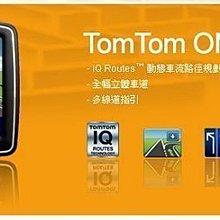 售 TOMTOM one IQ ROUTE 3.5 吋機 西歐圖資(非最新圖資)