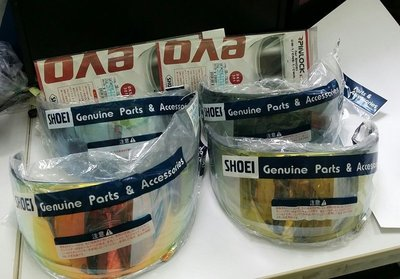 【免運優惠】日本 SHOEI 深墨片 電鍍、CWR1、CWR-1、CJ-2、CWR-F、X14、X-14、Z7、MM93