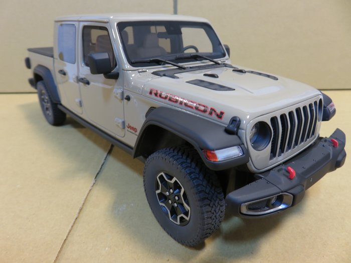 =Mr. MONK= GT SPIRIT Jeep Gladiator Rubicon