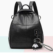 後背包 書包 側背包 小熊吊飾 女用後背包推薦 DL148S 128-1【 FQ包包】