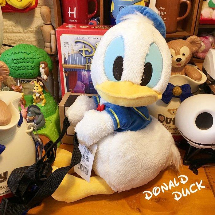 ☆║♥愷心小舖♥║☆日本 迪士尼 唐老鴨 背包 生日 聖誕