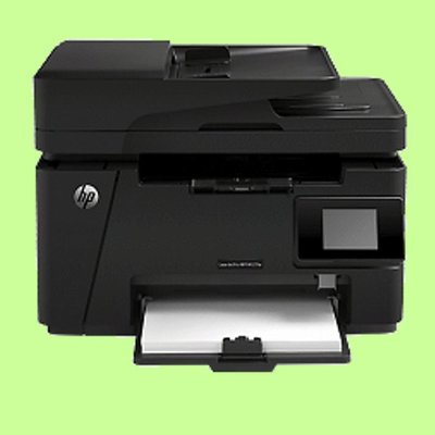 5Cgo【權宇】可參加活動送一千 HP LJ M127fw 黑白無線雷射傳真複合機 影印/列印/掃描送副廠碳粉5支 含稅