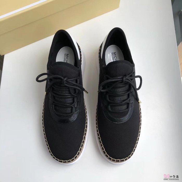 【小黛西歐美代購】MICHAEL KORS MK 2019款 Finch款2 休閒鞋(根5cm)  時尚奢華 美國代購