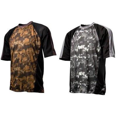 背包收藏家-- 美國原廠Fox Manic / Attach 短袖吸濕排汗男車衣 特價