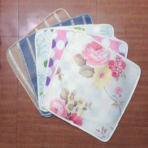 【Kang Mian】康眠 3D立體透氣涼墊 坐墊 椅墊,共有5種花色,破盤下殺↘