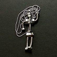 原創 DIY 螺絲人 SCREWER 不銹鋼 stainless steel 金屬模型精品積木嗜好禮品工藝品 figure hobby gift SCR3204