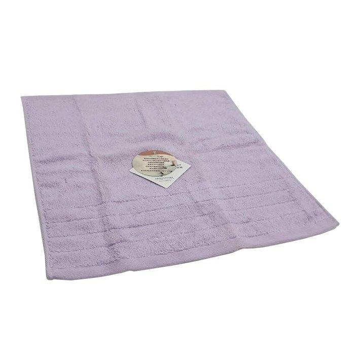 (超值10條組)MIT無撚紗素色典雅方巾MORINO摩力諾免運