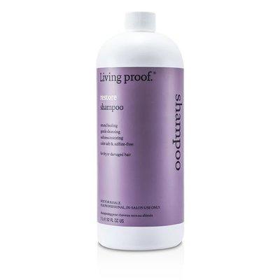 『Living Proof 女人我最大』Restore Shampoo 還原1號 洗髮 1000ml 公司貨 中文標籤