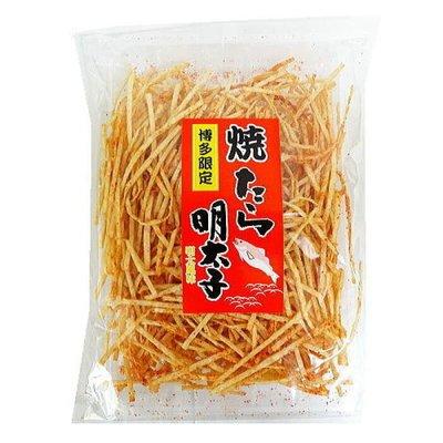 Mei 小舖☼預購  !日本 九州限定 明太子魷魚絲 約150g/包