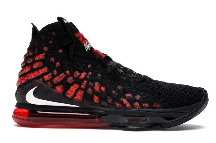 【紐約范特西】預購 NIKE LeBron 17 Infrared BQ3177-006  籃球鞋