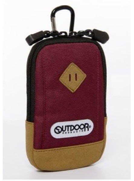 GIFT41 土城店 市伊瓏屋 復古學院系列-皮底手機袋 (3種) ODS130237BD-ODS130237BK-ODS130237NY
