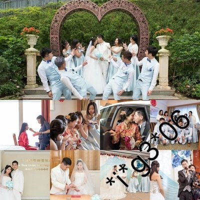 B.B.S HOUSE 全方位婚禮統籌 (pre wedding Big Day新娘化妝髮型攝影錄影租賃婚紗晚裝禮服)
