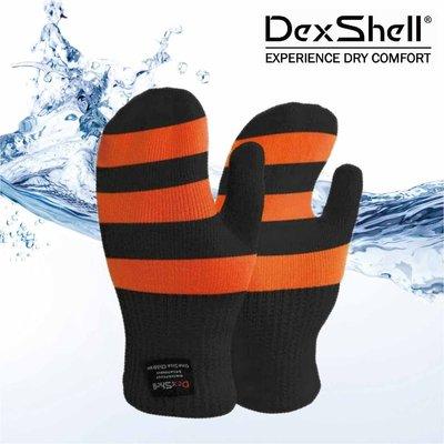 英國DEXSHELL Waterproof Childrens Mitten 防水保暖兒童連指手套 美麗諾羊毛
