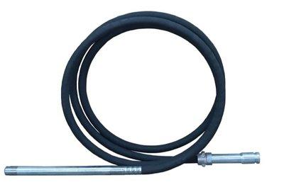 【 川大泵浦 】川大牌 6M 震動軟管 (38mm /45mm) 震動鋼筋,版模中水泥用