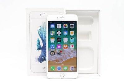 【高雄青蘋果3C】APPLE IPHONE 6S Plus 64G 64GB 銀 5.5吋 二手手機 #36222