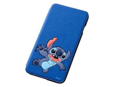 尼德斯Nydus~* 日本 Disney 迪士尼 星際寶貝 史迪奇 翻頁式 手機殼 iphone6+ plus 5.5吋
