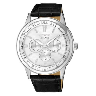可議價「1958鐘錶城」CITIZEN星辰 光動能 簡約不鏽鋼 男腕錶 BU2071-01A 新北市