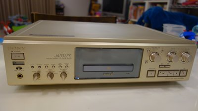 二手 Sony Minidisc MD 錄放音座 MDS-JA333ES MDLP旗艦機