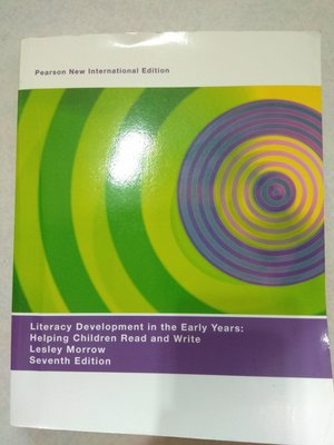 Literacy Development in the Early Years Seven Edition