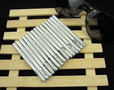 皮帶打孔器 電鍍 打孔  腰帶打洞 工具手動