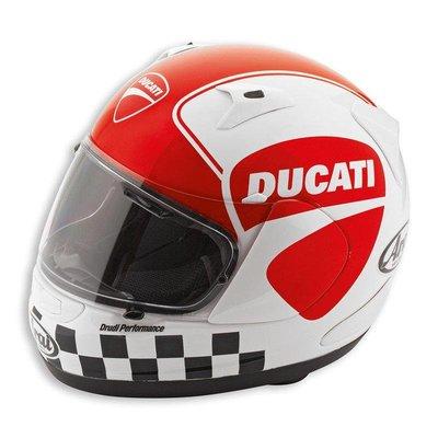 DNS部品 2014 Ducati Proud Arai Signet-Q 全罩式安全帽
