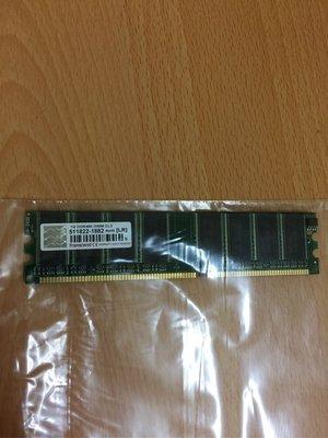 創見 transcend DDR400 1G dimm