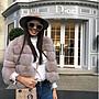黛妃包Dior 名媛貴婦必備 羊皮 明星同款 17cm