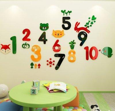 數字1到10 小孩房 嬰兒房 雙人床 嬰兒床 雙層床 餐桌 廚房 臥室 臥房 親子餐廳 益智玩具