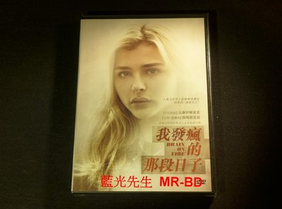[DVD] - 我發瘋的那段日子 Brain on fire (車庫正版)