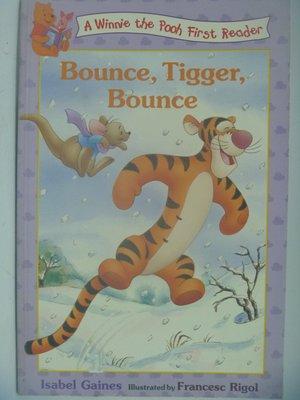 【月界】Bounce, Tigger, Bounce-Winnie the Pooh_小熊維尼、跳跳虎〖少年童書〗CEP