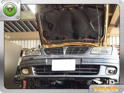 泰山美研社20040106 Nissan SENTRA 引擎大修漏油修理 變速箱更換 juke livina tiida
