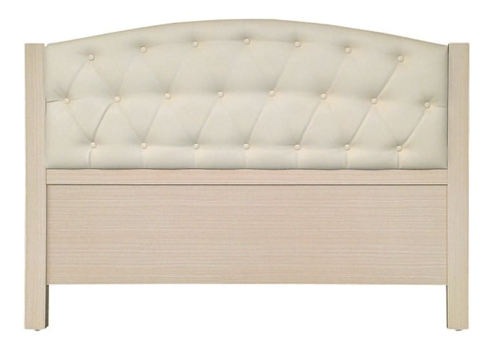 【南洋風休閒傢俱】精選時尚床片  雙人床頭片-   鈕扣5尺床片 CY105-25