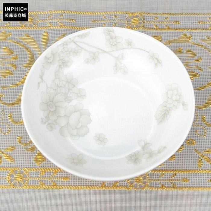INPHIC-骨瓷餐具單品 圓味碟_S01861C