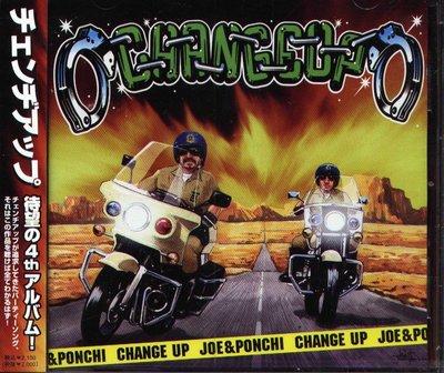 K - CHANGE UP - JOE And PONCHI - 日版 - NEW