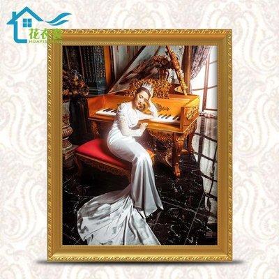 好物多商城 歐式婚紗照相框掛墻8寸10 12 14 16 24 28 30 32創意裝裱畫框定制