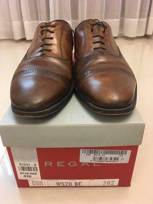 Regal 牛津鞋