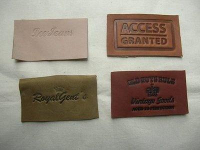 L01  PU皮,TPU皮,皮標,麂皮標,反光商標,製作,訂製 客製