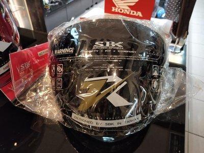 瀧澤部品 SBK ZR 原廠鏡片 深墨鏡片 半罩安全帽 通勤 機車重機 摩托車 遮陽 抗UV 配件 備品