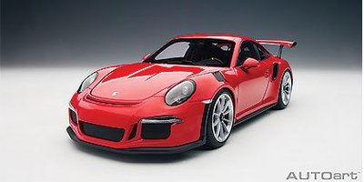 [SellCARs] AUTOart 78165 PORSCHE 911(991)GT3 RS (GUARDS RED)