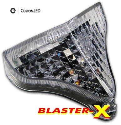 【Custom LED】YAMAHA YZF-R1 YZF R1 YZFR1 整合式 尾燈 方向燈 爆閃燈 09-14