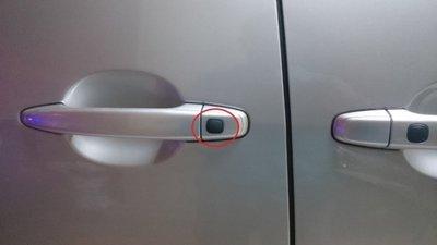 (松鼠的天堂) 2006~ previa 中門 外滑門按鈕開關 一組兩門