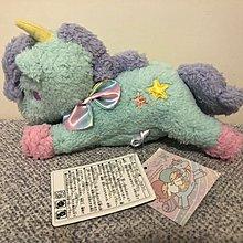 Japan little twin stars unicorn 獨角獸公仔 絕版
