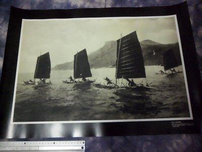紅色小館~~~海報E1~~~海口的竹筏