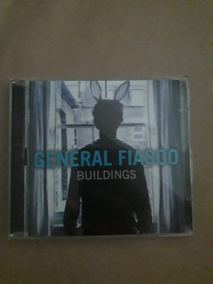 (下標即結標)(絕版)General Fiasco-Buildings(2CD)