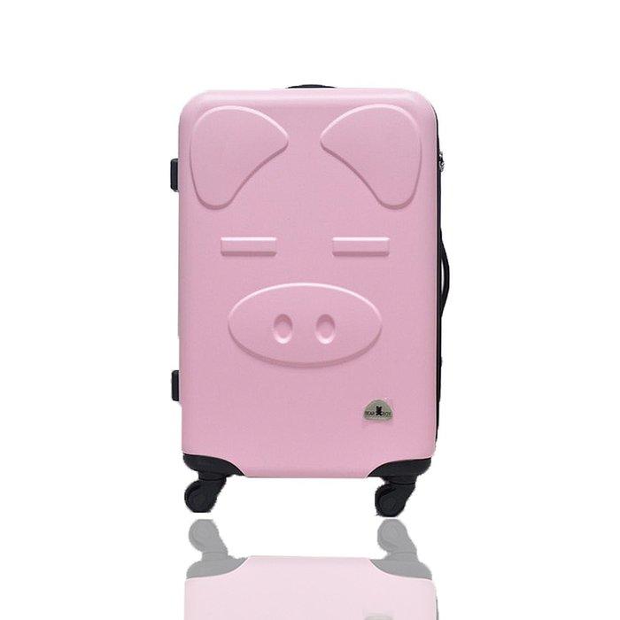 Bear box 三隻小豬之豬事如意系列24吋行李箱 旅行箱