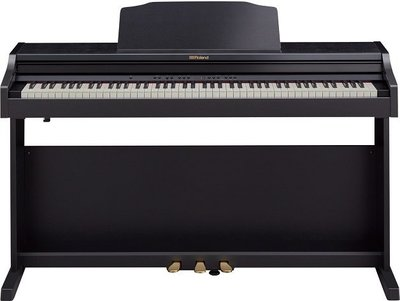 [分期零利率] Roland RP-302電鋼琴 88鍵數位鋼琴 比FP系列更適合學習 附琴椅 耳機 6期零利率