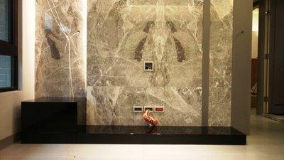HODERN IRIS TV SIDEBOARD-黑鋼烤電視櫃,現代+大方+俐落,就是喜歡簡單的質感
