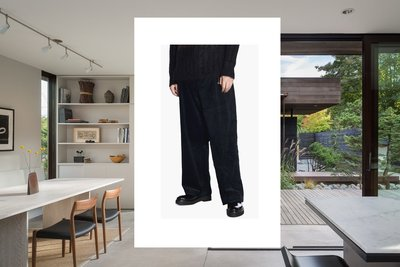 Marni Trouser 燈芯絨長褲 義大利時尚品牌 國際精品時裝 hi-end 國際名牌