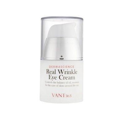 【韓Lin連線代購】韓國 VANT36.5 - 抗皺除紋眼霜 Real Wrinkle Eye Cream 評選第一名
